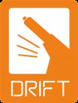 """Наклейка """"Drift sign"""""""