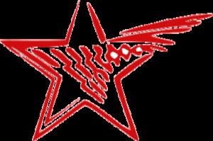 """Наклейка """"звезда"""""""