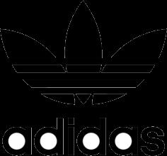 """Наклейка """"Adidas"""""""