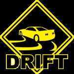 """Наклейка """"Drift-1"""""""