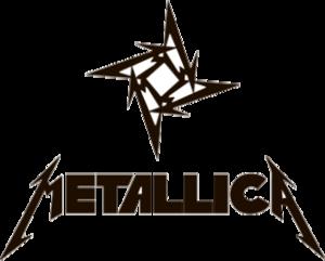 """Наклейка """"Metallica-1"""""""