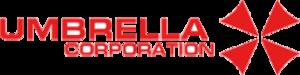 """Наклейка """"Umbrella corporation"""""""