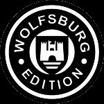 """Наклейка """"Wolfsburg edition"""""""