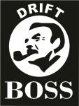 """Наклейка """"Drift BOSS"""""""