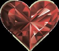"""Наклейка """"Драгоценное Сердце"""""""