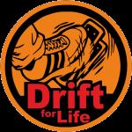 """Наклейка """"Drift for life-1"""""""
