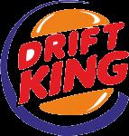 """Наклейка """"Drift King-1"""""""