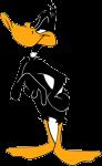"""Наклейка """"Duffy duck"""""""