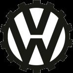 """Наклейка """"Volkswagen"""""""